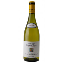 Domaine Sires de Vergy Bourgogne Hautes Côtes de Nuits 2015