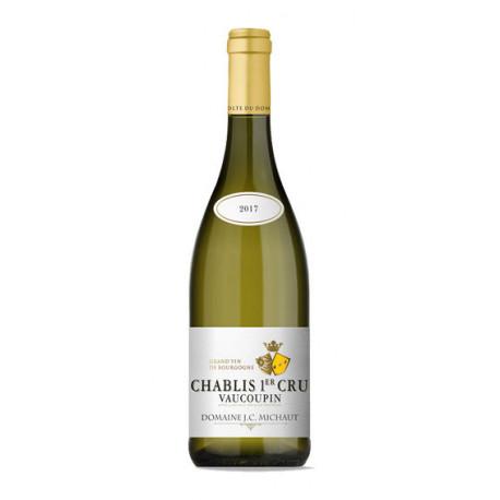 """Domaine Jean-Claude Michaut Chablis 1er Cru """"Vaucoupin"""" 2017"""