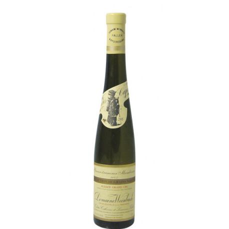 Domaine Weinbach Gewurztraminer Grand Cru Mambourg Sélection de grains nobles 2005 Demi Bouteille