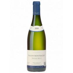 Domaine Fernand et Laurent Pillot Puligny-Montrachet Noyers Brets 2018