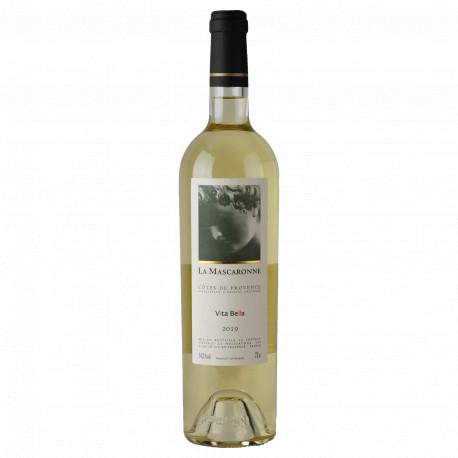 Château la Mascaronne Côtes de Provence Vita Bella blanc 2019