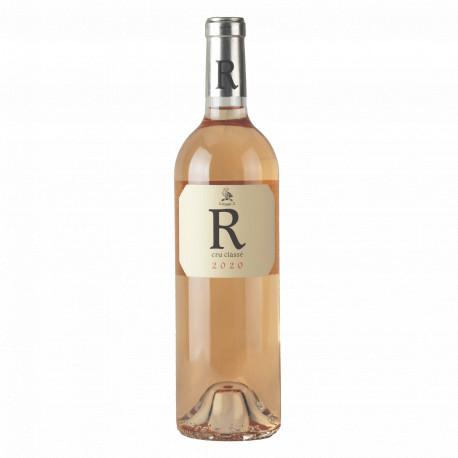 Rimauresq Côtes de Provence Cru Classé Cuvée R rosé 2020