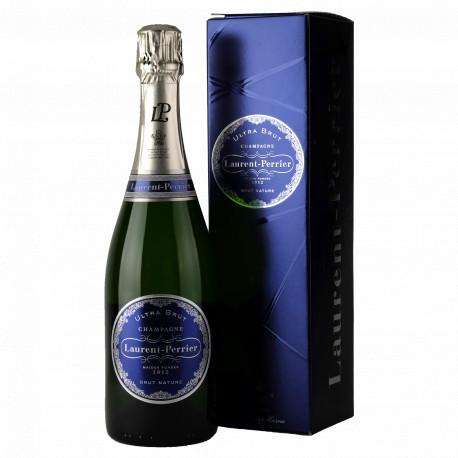 Champagne Laurent Perrier Ultra Brut En Etui